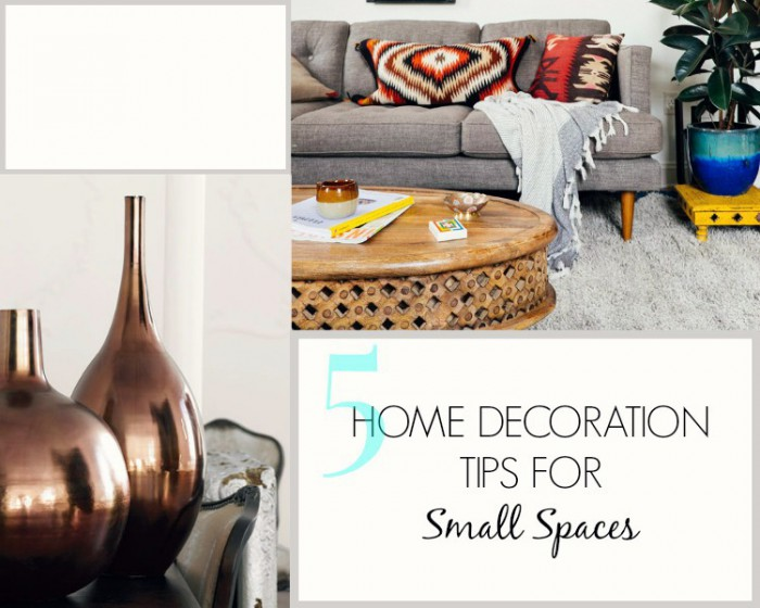 5 home decoration tips_cover image