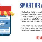 Comparison Between Smart or Amateur Online Shopper