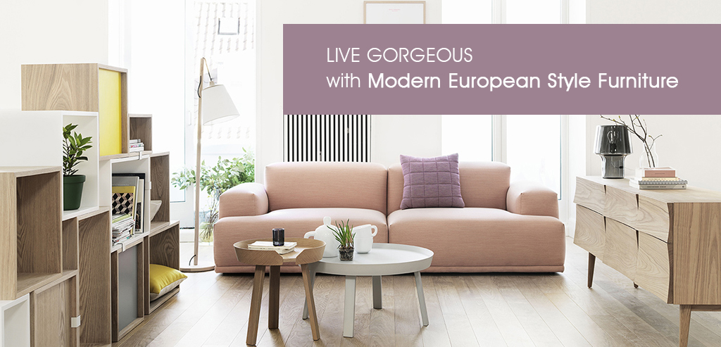 Modern European Style Furniture